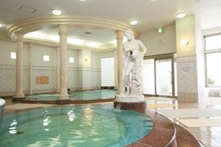 ローマ風呂|茨城県|つくば市